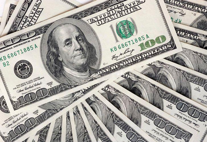El dolar 05152018