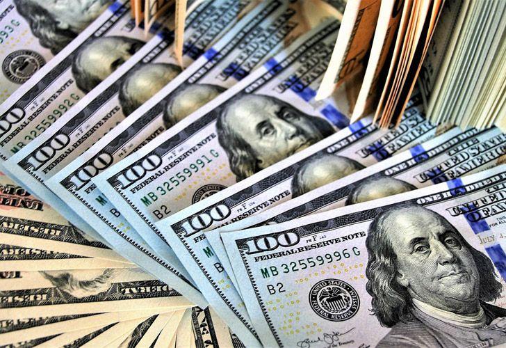 El dólar 05152018