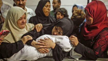 bebe muerta franja gaza israel 20180516
