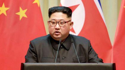 Kim Jong-un se enojó con Trump.