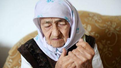 Koku Istambulova, la mujer más vieja del mundo.