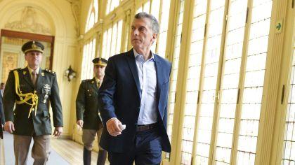 Mauricio Macri. Preocupación por los sondeos.
