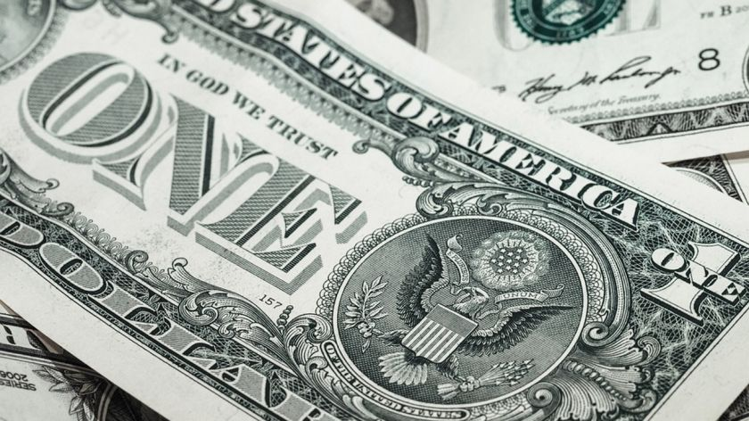 El dólar trepó 23 centavos