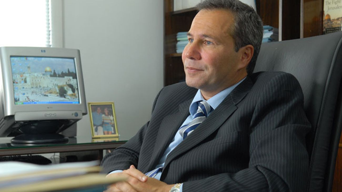 Alberto Nisman, extitular de la UFI-AMIA