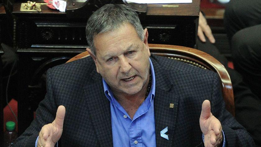 Murió el diputado nacional Alberto Roberti