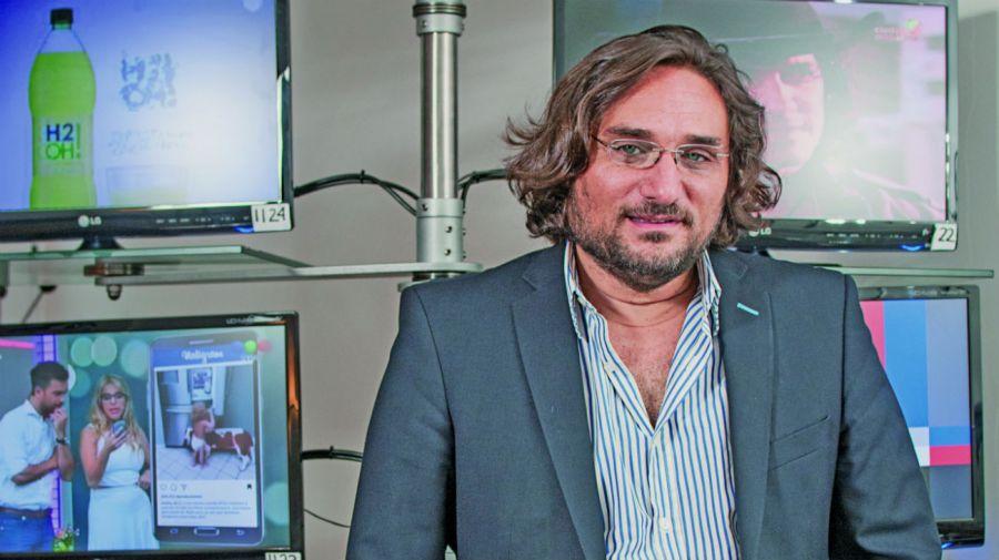 Martín Kweller, CEO de Kuarzo y a cargo de los programas de Net.