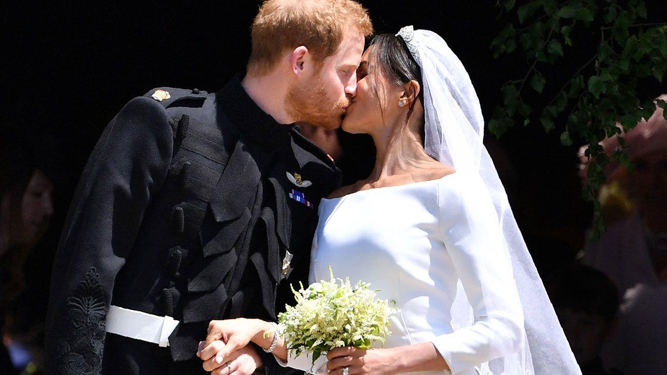 Fotos | Una boda real, dos mundos: Harry y Meghan ya son marido y mujer