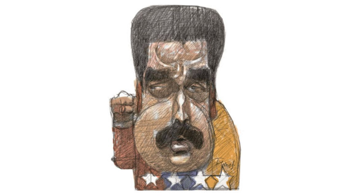 Nicolás Maduro presidente of Venezuela