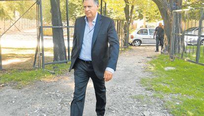 Empresario. López sigue detenido en la cárcel de Ezeiza.