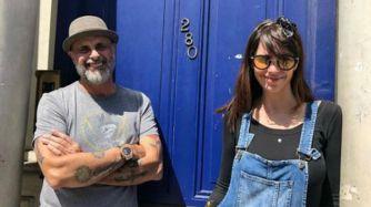 El álbum de viaje de Jorge Rial y Romina Pereiro en Londres