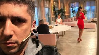 Escándalo: Jey Mammón y Pampita se enfrentaron en pleno aire
