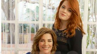 La hija de Débora Pérez Volpin y una emotiva canción en honor a su madre