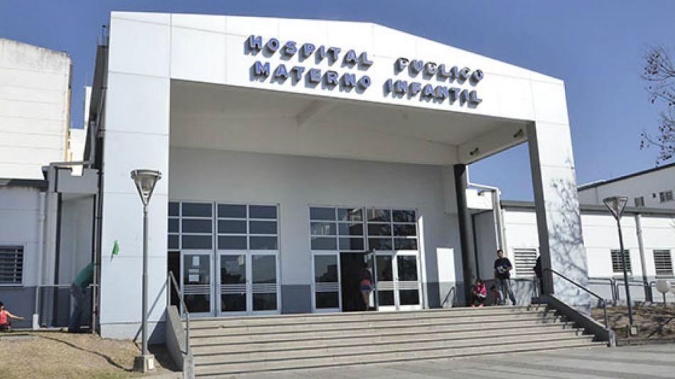 Hospital Materno Infantil de Salta, donde fue atendida la nena de 10 años.