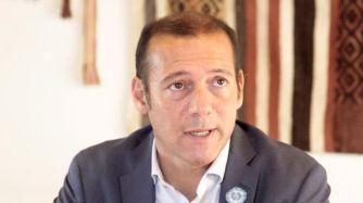 Gobernador de Neuquen, Omar Gutierrez05242018