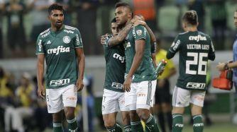 Palmeiras incentivo Boca_20180524