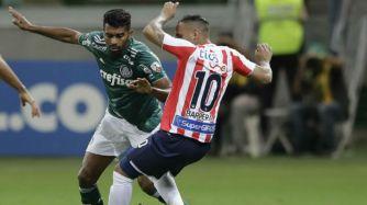 Palmeiras Junior Boca_20180524
