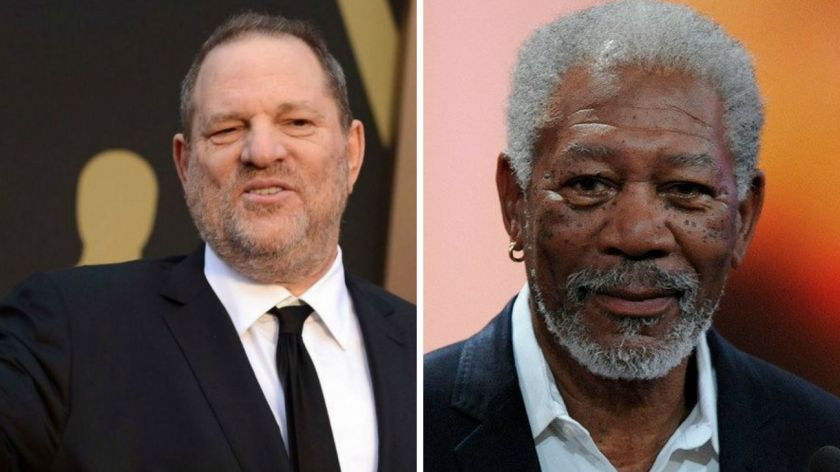 Ocho mujeres acusan al actor de acoso sexual | FOTOS — Morgan Freeman