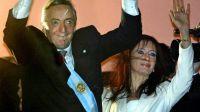 Néstor Kirchner y Cristina Fernández 20180525