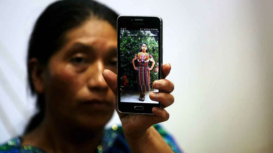 Claudia Gómez, la joven guatemalteca asesinada por la Guardia Fronteriza en Río Bravo.