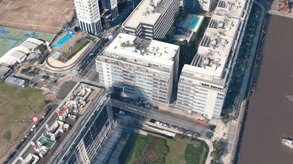 El incidente se registró en un edificio de Trinidad Guevara al 300