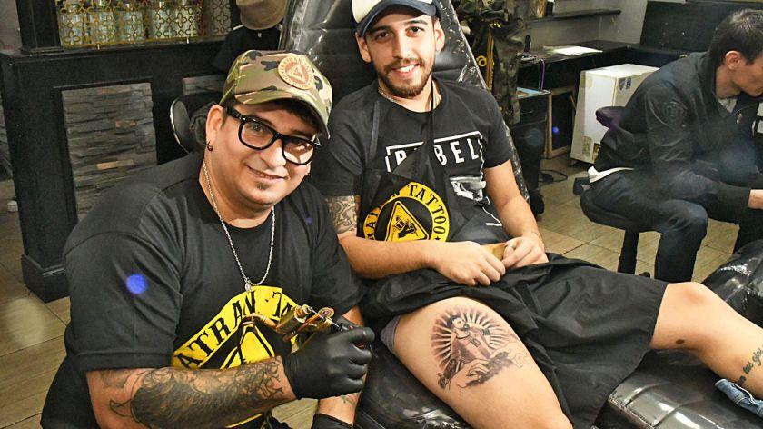 Crecen Los Pedidos De Hinchas Para Tatuarse A Lionel Messi Perfil