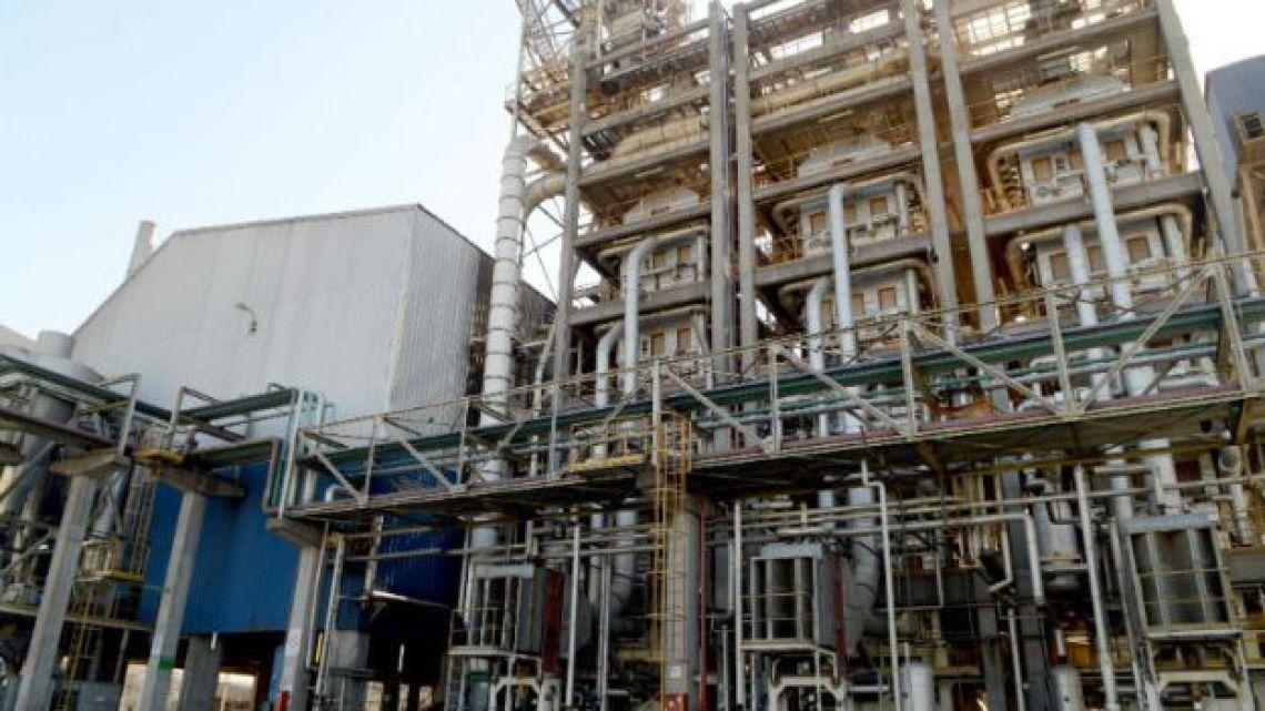 Argentine biodiesel.
