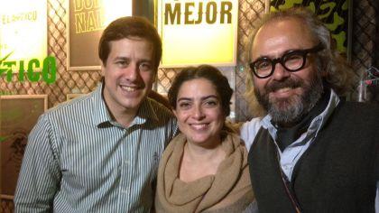 Paola Barrientos y Conrado Geiger05312018