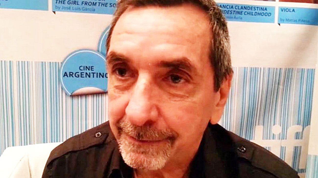 DESTITUIDO. Bergeret, gerente de Relaciones Internacionales.