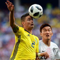 Suecia vs Corea del Sur