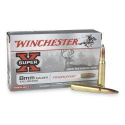 8 mm Mauser (7,92x57)