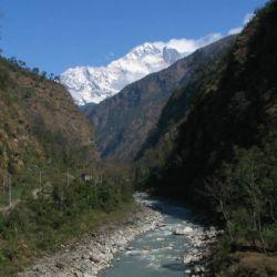 Cañón de Kali Gandaki 1