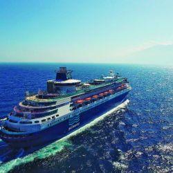 El crucero Monarch buque insignia de Pullmantur