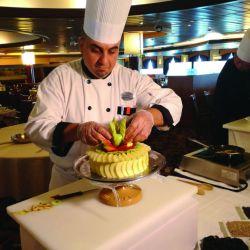 La gastronomía uno de los grandes atractivos del Monarch