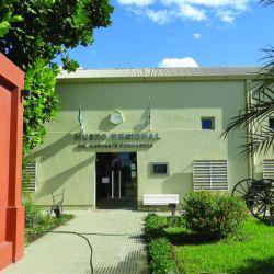 Museo Regional del Nordeste en Laguna Blanca