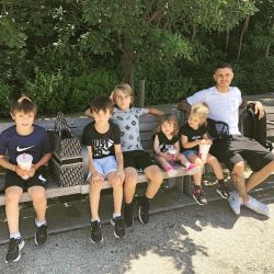 wanda-mauro-y-sus-hijos