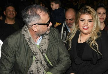 Jorge Rial y Morena Rial