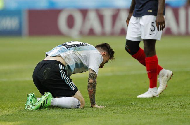 Comienzan los octavos de final: Argentina va por Francia