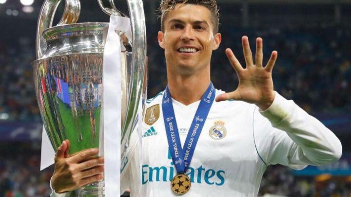 Cristiano Ronaldo mostró su millonaria adquisición