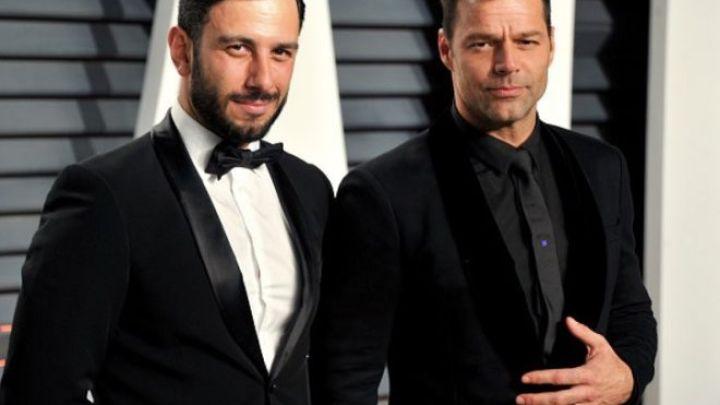 Jwan Yosef se mostró enamoradísimo de Ricky Martín en las redes sociales