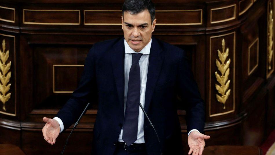Pedro Sánchez, nuevo presidente de España.