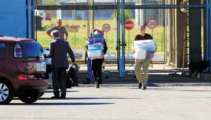 preso. López salió de la cárcel, pero volvió poco tiempo después.