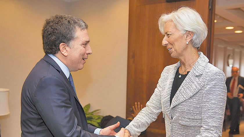 El Gobierno define el ajuste para acelerar el acuerdo | Noticias Nacionales — FMI