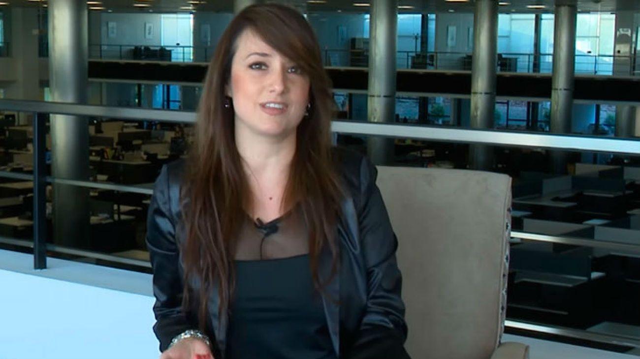 Natalia Porro, astrocoach de Rouge.