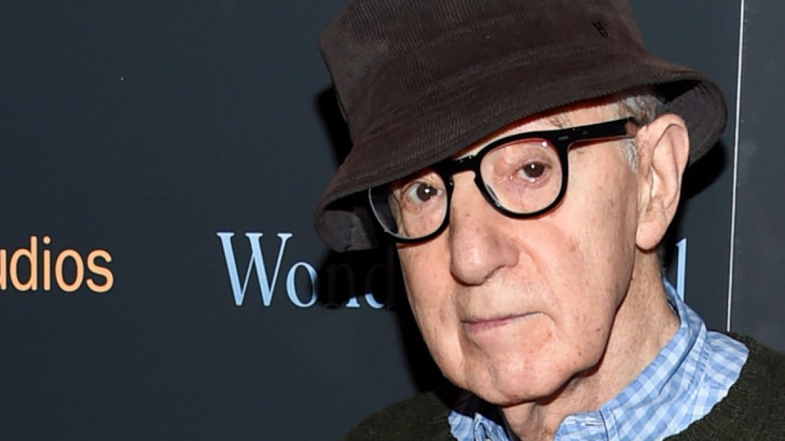"""Woody Allen says he's a """"big advocate"""" of #MeToo and that he should be the poster face for the movement because he has worked with hundreds of actresses over 50 years, and they've never """"suggested any impropriety."""" Dylan Farrow, Allen's daughter, in 2014 renewed the claim that Allen molested her in 1992 when she was seven. Allen has long denied the allegations."""