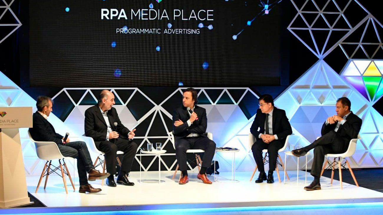 Encuentro de medios digitales en el Malba