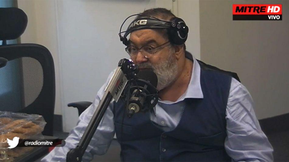 Jorge lanata en Radio Mitre