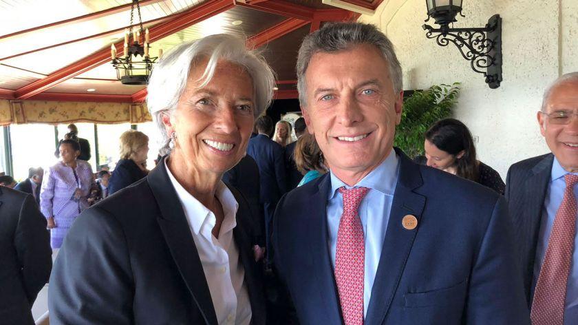 Resultado de imagen para fmi argentina
