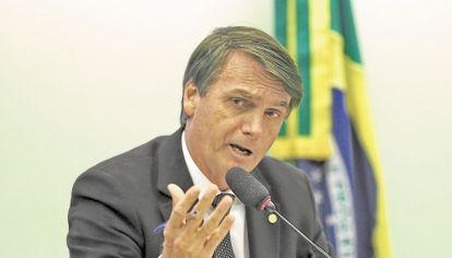 Bolsonaro. Pese a tener un 15% en las encuestas, no llegaría a ganar una elección.