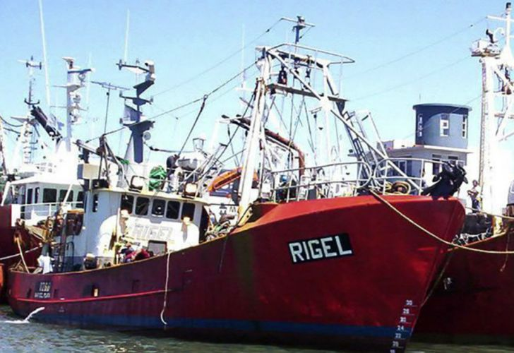 rigel buque pesquero chubut 20180609