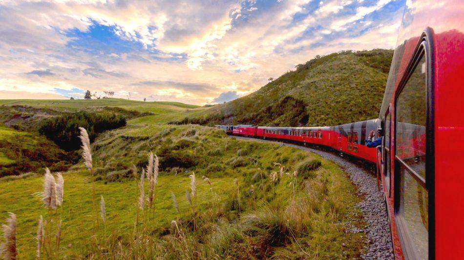 Tren Quito-Guayaquil